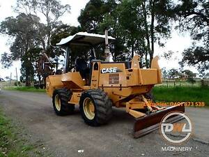 CASE 960 99HP TRENCHER TRENCH DIGGER EXCAVATOR BOBCAT BACKHOE Austral Liverpool Area Preview