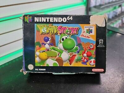 Yoshi's Story - Nintendo 64 [Boxed & complete] - FAST DELIVERY