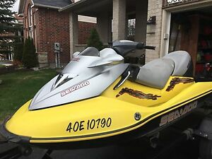 2003 seadoo gtx supercharged 47 hours