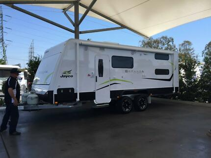 Jayco Expanda Van