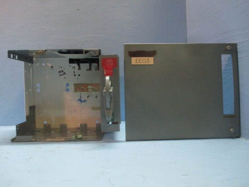 "Allen Bradley AB 2100 Centerline 100 Amp Breaker Type 12"" Feeder MCC Bucket 100A"