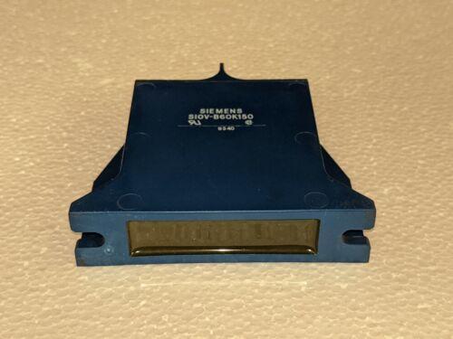 Siemens SIOV-B60K150 Block Metal Oxide Varistor