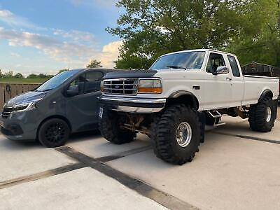 FORD-F-250-XLT-MONSTER-TRUCK-PICK-UP-IDEAL-PROM-LIMO-VEHICLE-32500-OFFER-PX-VAN