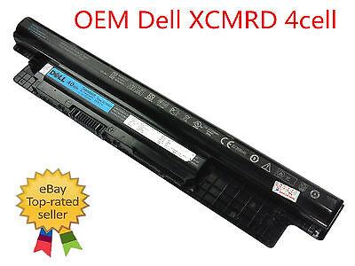 4 Cell OEM Genuine Inspiron 15-3521 17-3721 Battery XCMRD 14.8V 40WH