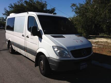 2007 Mercedes-Benz Sprinter  Van/Minivan