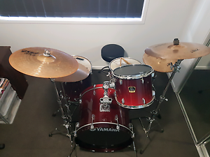 Yamaha Stage Custom Advantage Drum Kit Coolum Beach Noosa Area Preview