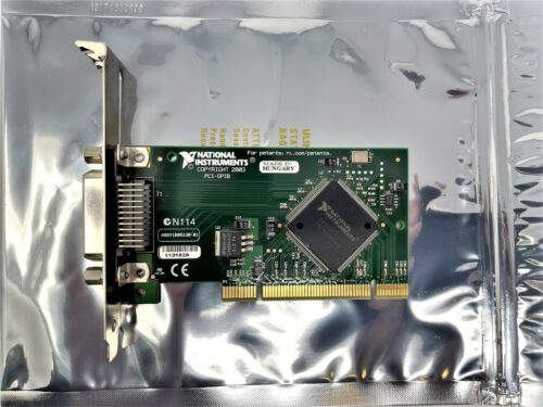 National Instruments PCI-GPIB Interface Adapter Card~ Free Shipping w/Warranty!
