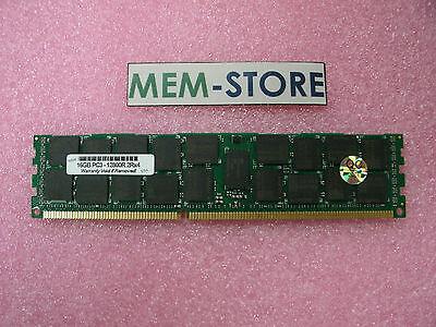 672631-b21 16gb Ddr3 1600mhz Pc3-12800 Memory Hp Dl360p G...