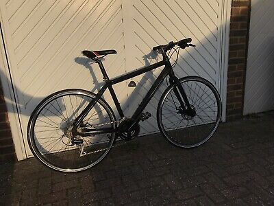 Cannondale Bad Boy Fatty Hybrid Bike- Medium, Matte Black