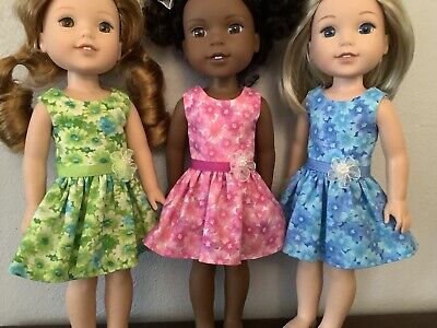 3 Dresses for Wellie Wisher  14