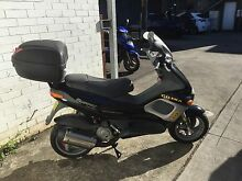 Gilera Runner 180 FXR Malossi Kit, Hit Clutch, Ported, 26mm Carb. North Manly Manly Area Preview