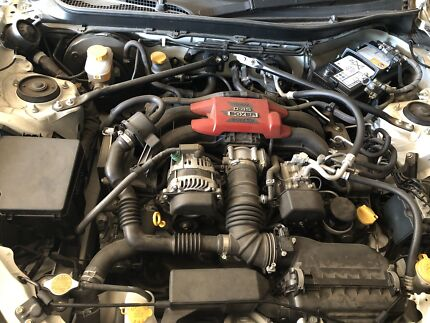 Toyota 86 GTS Parts + Complete Motor