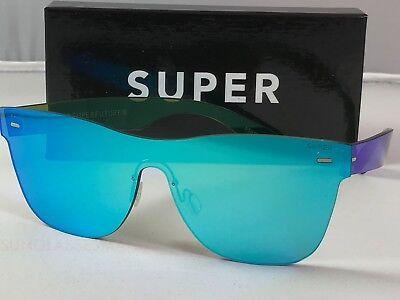 Retrosuperfuture Tuttolente Classic Azure Frame Sunglasses SUPER JM1 55mm NIB