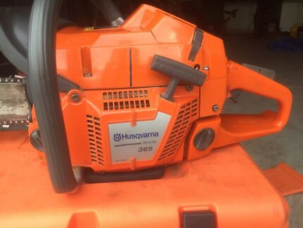 Husqvarna 365 special 2012 model low hrs  Learmonth Ballarat City Preview