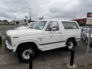 1985 Ford Bronco Wagon Traralgon Latrobe Valley Preview