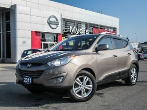 2011 Hyundai Tucson AWD, LEATHER, HEATED SEATS