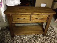 Solid timber hall table/ wall unit/ buffet *brand new* Sippy Downs Maroochydore Area Preview