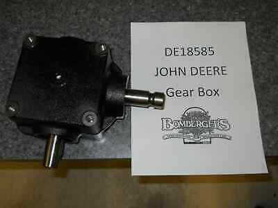 John Deere Am143307 Gear Case - 72-in Mower Decks - 4500 4710 855 970