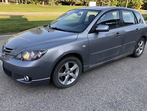 2006 Mazda 3 hatchback, clean title