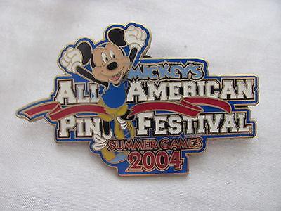 Disney Trading Pins 31600: Mickey's All American Pin Festival (MAAPF) Summer Gam