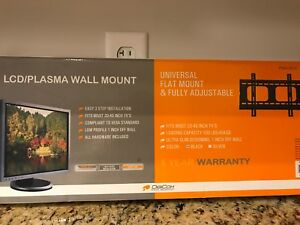 "20"" - 40"" TV Wall Mount - Brand New"