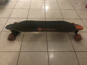 Used Boosted Boards Dual+ 2000W Electric Skateboard / Longboard