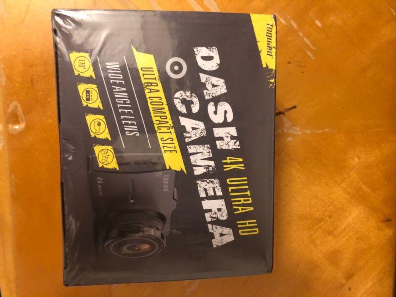 4k Ultra HD Dash Camera