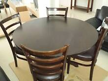 4 seat round dining table - great condition Pemulwuy Parramatta Area Preview