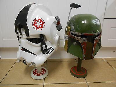 Star Wars full size Helmet Stands