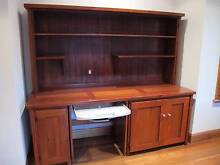 3 in one solid timber upright cabinet Gladesville Ryde Area Preview