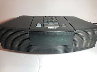 Bose wave radio cd player alarm clock awrc-1g