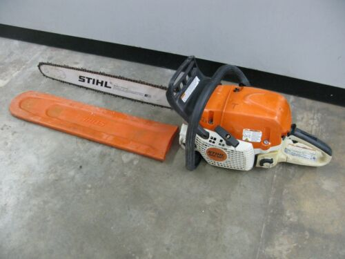 """2017 Stihl Chainsaw MS391 25"""" Professional Gas Powered with Bar & Chain"""
