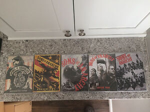 Sons of Anarchy Seasons 1 - 5 DVD