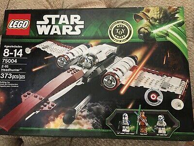 Lego Star Wars Z-95 Headhunter 75004 Box Never Opened