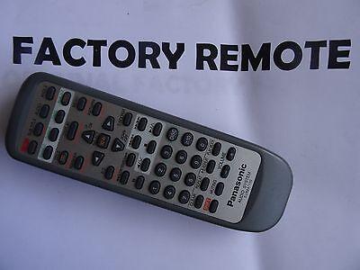 PANASONIC EUR647100 AUDIO/VIDEO RECEIVER REMOTE CONTROL SADK1, SCDK1             Panasonic Audio-video