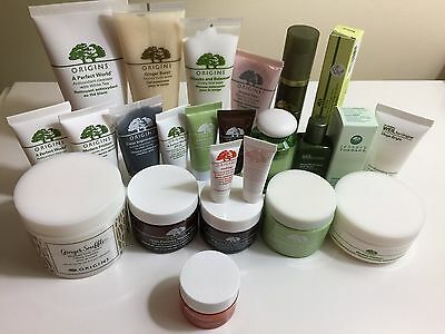 Origins Skincare Bath   Body  Sample Size To Full Size Multiple Choice