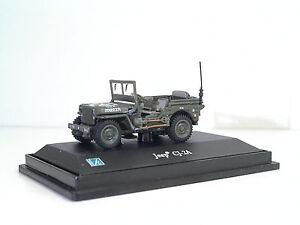 CARARAMA-Jeep-Willys-CJ-2A-Metal-Scala-1-72