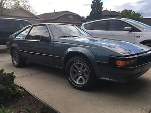 85 Supra looking to trade for street bike