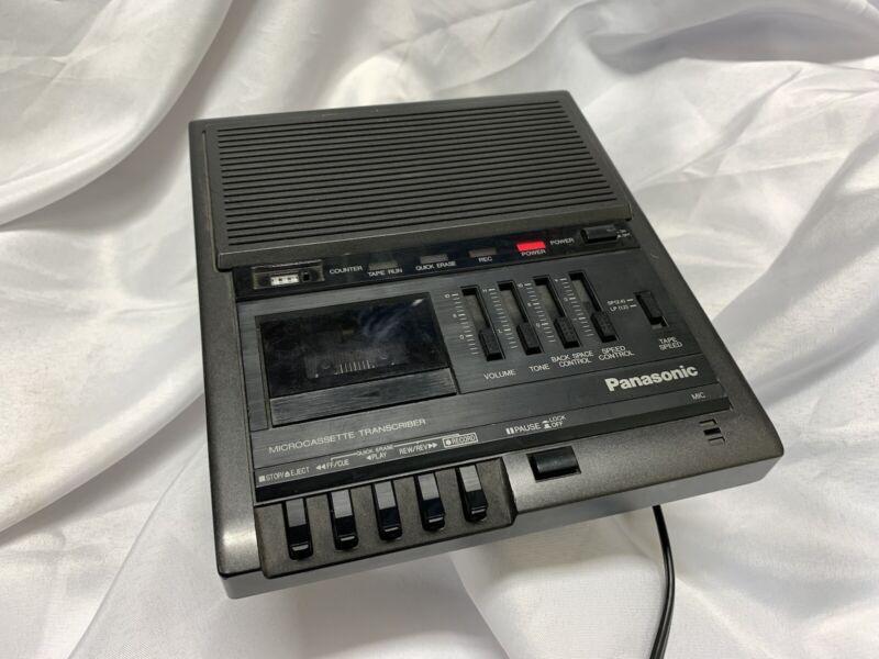 Panasonic RR-930 Desktop Cassette Transcriber / Recorder