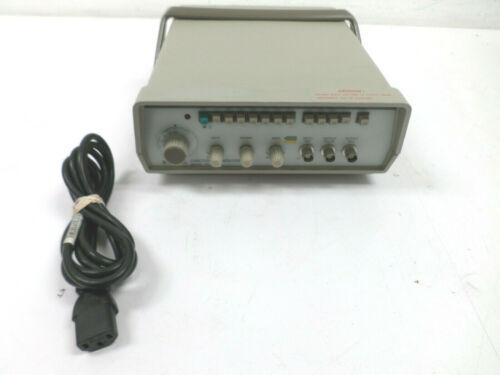 Instek FG-8015G Function Generator 120V 50/60Hz **TESTED FUNCTIONAL**