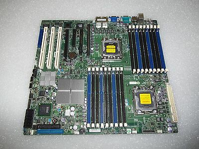 Supermicro 2U Dual Socket LGA1366 System Server Motherboard Rev. 2.00 __ X8DTN+