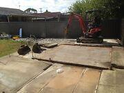 Concrete demolition Campbelltown Campbelltown Area Preview