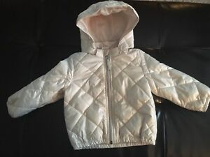 Baby Girl Jacket 6-9 Months