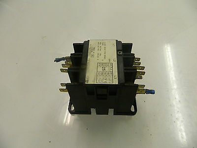Square D Contactor, Class 8910, Type DPA23, 8910-DPA23, 277V, Used