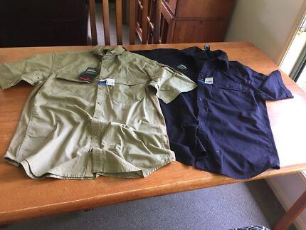 Work shirts 2