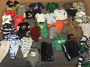 Boys 3-6 , 6 month clothing