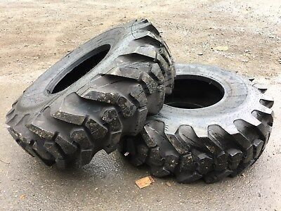2 New Galaxy Mpc 20.5-25 Loadergrader Tires L2g2 -16 Ply -20.5x25 - 3532nd