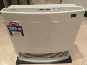 Rinnai Dynamo LPG Gas Convector Heater Excellent Made in Japan   15mj