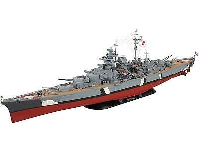 """Revell Art. 05040 *Battleship deut. Schlachtschiff """"Bismarck""""* 1:350"""