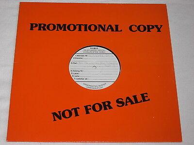 LP UDO LINDENBERG - NO PANIC ON THE TITANIC PROMOAUSGABE! ORG 1976 IN MINT RAR!!